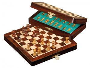 Mindre Schackspel
