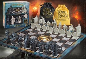 Schack Lord of the Ring: Battle for Middle-Earth