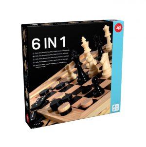 Alga 6-i-1 spel