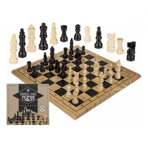 Brädspel Schack
