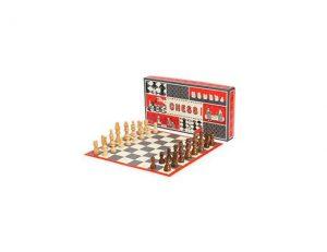 Spel Schack - Kikkerland, Resetillbehör