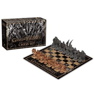 Game Of Thrones Schack Collector Chess Set