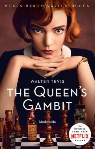The Queens gambit bok