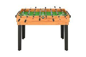 Multi-spelbord 15-i-1 121x61x82 cm lönn, Spelbord