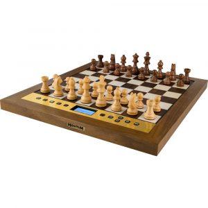 Millennium The King Performance Schackdator